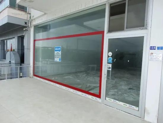 Çeşme Ilica Çevreyolu İstikametinde Kiralik Dükkan