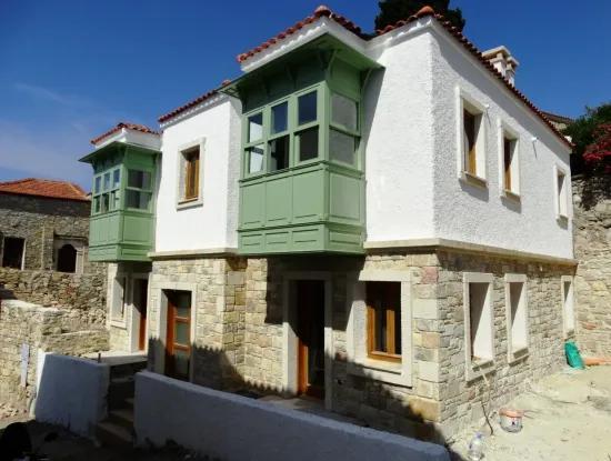 Stein Haus Zum Verkauf In Cesme Atilla Real Estate