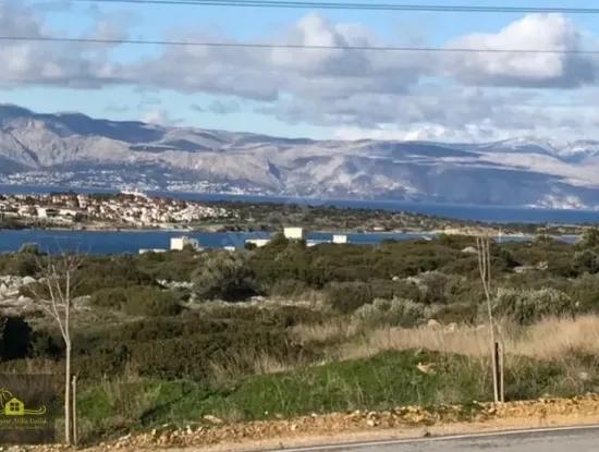 Grundstück Mit Meerblick Zum Verkauf In Cesme Dalyan