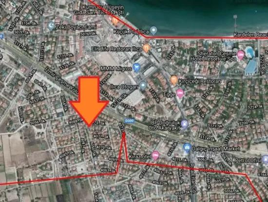 Land For Sale In Cesme Alacati