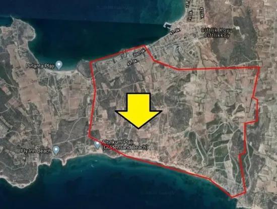 Land For Sale In Cesme Ciftlik