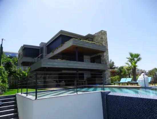 Villa For Sale In Cesme Dalyan